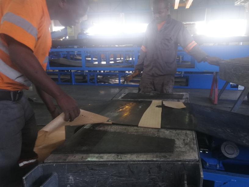 Conveyor Belts Repair